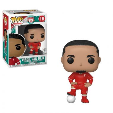 Figurka Funko POP Football: Virgil Van Dijk (Funko POP 16)