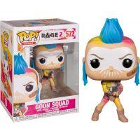 Figurka Funko POP Game: Rage 2 - Goon Squad (Mohawk Girl) (Funko POP 572)