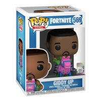 Figurka Funko POP Games: Fortnite S4 - Giddy Up (Funko POP 569)