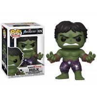 Figurka Funko POP Marvel: Avengers Game - Hulk (Stark Tech Suit) (Funko POP 629)