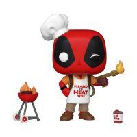 Figurka Funko POP Marvel: Deadpool 30th- Backyard Griller Deadpool (Funko POP 774)