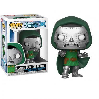 Figurka Funko POP Marvel: Fantastic Four - Doctor Doom (Funko POP 561)
