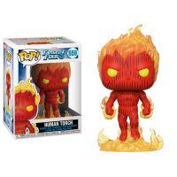 Figurka Funko POP Marvel: Fantastic Four - Human Torch (Funko POP 559)