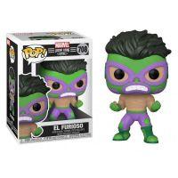 Figurka Funko POP Marvel Luchadores - Hulk (Funko POP 708)