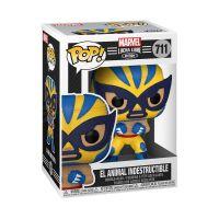 Figurka Funko POP Marvel Luchadores - Wolverine (Funko POP 711)
