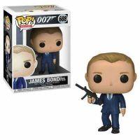 Figurka Funko POP! Movies - 007 James Bond (Quantum of Solace) (Funko POP 688)