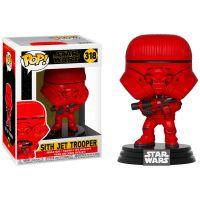Figurka Funko POP! Star Wars IX: Rise of the Skywalker - Sith Jet Trooper (Funko POP 318)