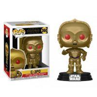 Figurka Funko POP Star Wars: Rise of Skywalker - C-3PO (Funko POP 360)