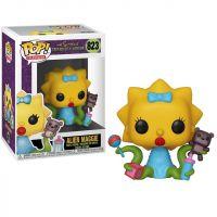 Figurka Funko POP! The Simpsons - Maggie Simpson (Alien) (Funko POP 823)