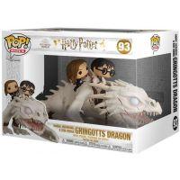 Figurka Harry Potter POP! Rides Vinyl Figure Dragon Harry, Ron, a Hermione 15 cm (Funko POP 93)