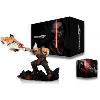 Figurka Kazuya vs Heihachi Mishima (30x45cm) (Tekken 7)