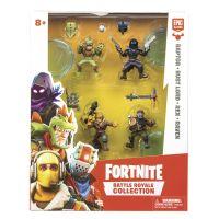 Figurky Fortnite: W1 - Velký set (Raptor, Rust Lord, Rex, Raven)