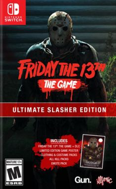Friday the 13th: The Game - Ultimate Slasher Edition (Switch)