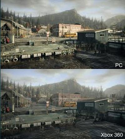 Alan Wake rozdíl u PC a Xbox 360 verze