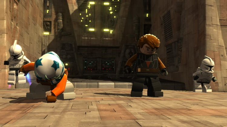 Lego star wars 3: the clone wars - recenze