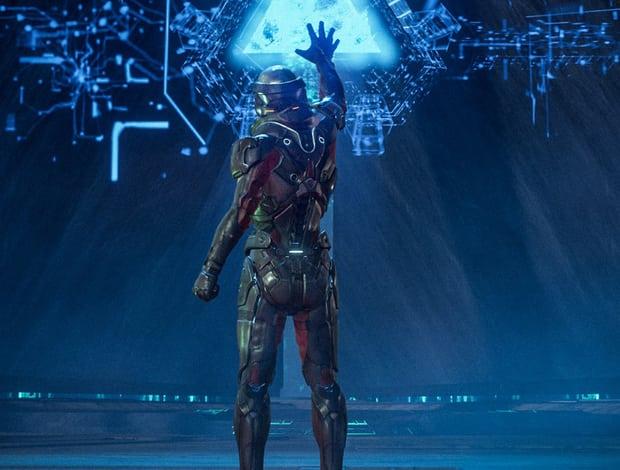 Do Konce: Tajemství Mass Effect Andromeda