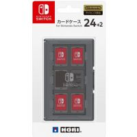 Game Card Case 24 for Nintendo Switch (Black) (Switch)
