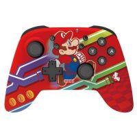 Gamepad HORI Wireless HORIPAD pro Nintendo Switch (Mario IML) (Switch)