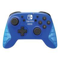 Gamepad HORI Wireless HORIPAD pro Nintendo Switch modrý (NSW-174U) (Switch)