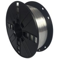 Gembird tisková struna (filament), PETG, 1.75mm, 1kg, natural (3DP-PETG1.75-01-NAT)