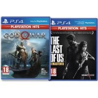 God of War + The Last of Us: Remastered (PS4)