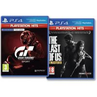 Gran Turismo Sport + The Last of Us: Remastered (PS4)