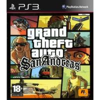 Grand Theft Auto San Andreas (PlayStation 3)