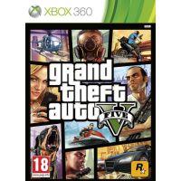 Grand Theft Auto V (GTA 5) (Xbox 360)