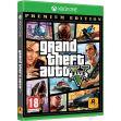 Grand Theft Auto V (GTA 5) Premium Online Edition (Xbox One)