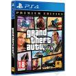 Grand Theft Auto V (GTA 5) Premium Online Edition (PS4)