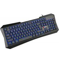 Herní klávesnice C-Tech Nereus (GKB-13), podsvícená, USB (PC)