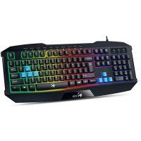Herní klávesnice Genius Scorpion K215 USB CZ+SK (31310474106) (PC)