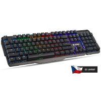 Herní klávesnice YENKEE YKB 3500 KATANA, Content Blue, CZ (PC)