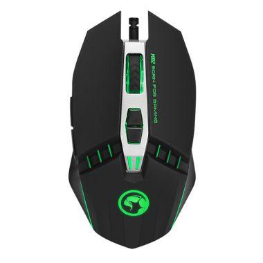 Herní Myš Marvo M112, 4000DPI, optika, 7tl., drátová USB (PC)