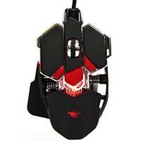 Herní myš Red Fighter M1, 4000 DPI, USB, černá MMRDE01UGR00 (PC)
