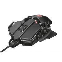Herní myš Trust GXT 138 X-RAY Illuminated, černá (22089) (PC)
