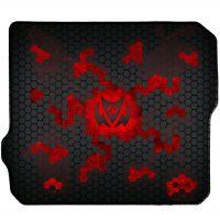 Herní podložka pod myš C-TECH Anthea Cyber, červená, 320x270x4mm (GMP-01-R) (PC)