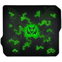 Herní podložka pod myš C-TECH Anthea Cyber, zelená, 320x270x4mm (GMP-01C-G) (PC)