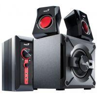 Herní Reproduktory Genius GX Gaming SW-G 2.1 1250, Verze II. černé/červené (31730019400) (PC)