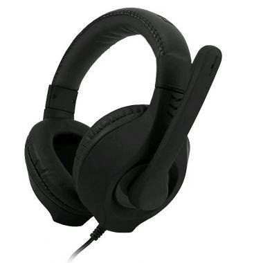 Herní sluchátka C Tech Nemesis V2 (GHS-14U-B) usb, černá (PC)