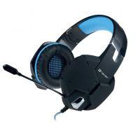 Herní sluchátka Tracer DRAGON, modrá (PC)