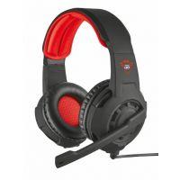 Herní sluchátka Trust GXT 310, černá (PS4, Xbox One, PC, Switch) (PC)