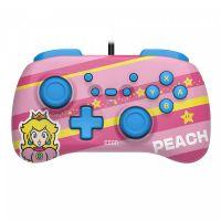 Horipad Mini (Super Mario Series - Peach) (Switch)