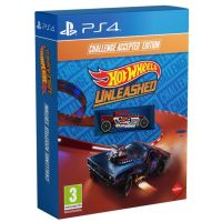 Hot Wheels Unleashed Challenge Accepted Edition (PS4)