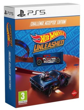 Hot Wheels Unleashed Challenge Accepted Edition (PS5)