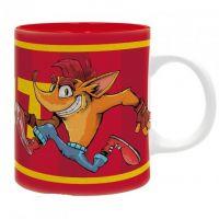 Hrnek Crash Bandicoot - Crash TNT