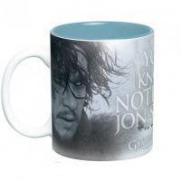 Hrnek Game of Thrones - You know nothing John Snow