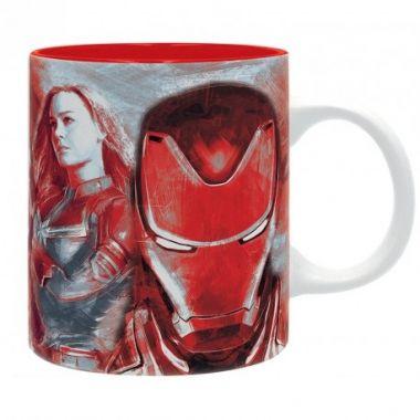 Hrníček Marvel Avengers 320 ml