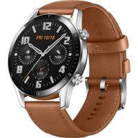 Huawei Watch GT 2 - 46mm - hnědá