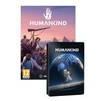 Humankind Steel Case Limited Edition (PC)